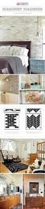 masonry madness join the faux brick trend using stencils