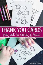 kids coloring cards free printable kids colouring