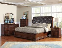 Bedroom Furniture Contemporary Bedroom Large Black Bedroom Furniture Sets King Concrete Wall