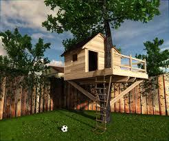 model treehouse tree house