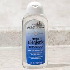 dog shampoo advanced formula hypo allergenic shampoo for dogs at