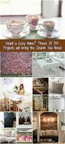 want a cozy home these 25 diy projects will bring the charm you