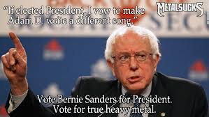 Make Ur Own Memes - the bernie sanders metal meme is here to brighten your day