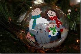 a customized ornament giveaway from norris designs