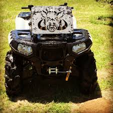wild boar radiator relocation kit for polaris sportsman 850 new