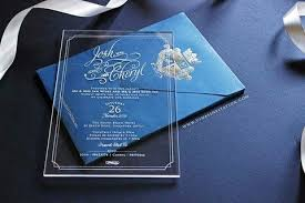 acrylic wedding invitations 33 edgy acrylic wedding stationary ideas happywedd