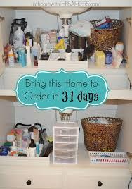 Organize Bathroom Cabinet by 405 Best Organize Bathroom Storage Images On Pinterest Bathroom