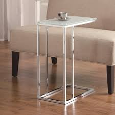 Sofa Table With Stools Narrow Oval Glass Sofa Table Med Art Home Design Posters