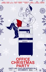 nine exclusive posters from u0027office christmas party u0027 craveonline