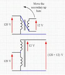 autotransformer step up physics forums the fusion of science