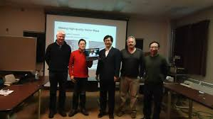 Congrats to Yuanming Shu for successfully defending his PhD thesis     Congrats to Yuanming Shu for successfully defending his PhD thesis   Mobile Sensing and Geodata Science Lab