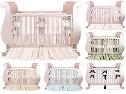 Gingham Crib Bedding Furniture Cosette Gingham Crib Bedding By 30 Extraordinary