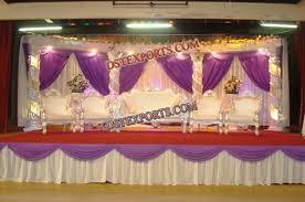 muslim wedding decorations muslim wedding stage set carriages buggy