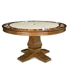 reversible poker table by thos baker