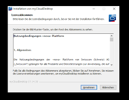 si e ordinateur comment installer mycloud desktop mycloud aide