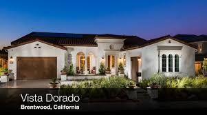 vista dorado model home tour youtube