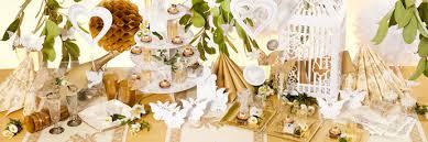 ideen goldene hochzeit deko ideen zur goldenen hochzeit maison bois nauc