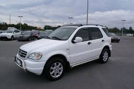 2000 mercedes suv 2000 used mercedes m class ml430 at auto sales