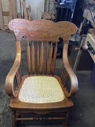 Recaning A Chair Recaning An Antique Oak Rocking Chair By Jerry Lumberjocks