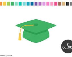 graduation caps for sale graduation clipart etsy
