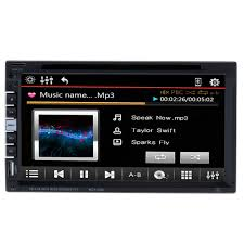 beautiful ui disign 7 inch universal 2 din car dvd usb sd player