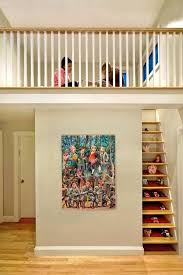Ideas To Decorate Staircase Wall Decorate Stair Railing Stairwell Decorate Stair Railing