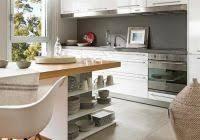 idee sol cuisine cuisine sol gris clair carrelage factory leroy merlin