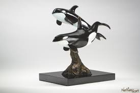 west coast wildlife limited edition art bronze sculpture