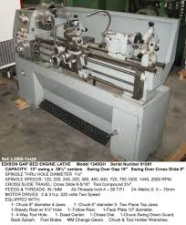 engine lathe gap bed engine lathe hollow spindle lathe oil tool
