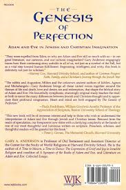 the genesis of perfection adam and eve in jewish and christian