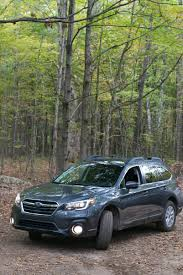 red subaru outback 2017 2018 subaru outback review first drive a refresh with major updates