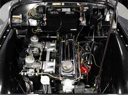 1961 triumph tr3 for sale classiccars com cc 1009972