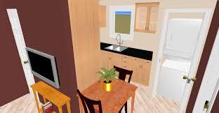 1 Bedroom Cottage Floor Plans 500 Sq Ft Apartment Floor Plan 3d Images Small House Plans Under 1