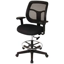 tall office chairs for standing desks militariart com