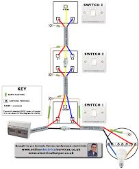 how to wire a 3 way switch diagram elvenlabs com