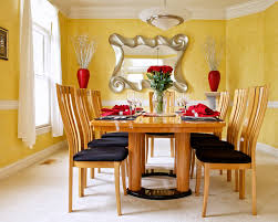 yellow dining room ideas dining room yellow walls dining room decor ideas and showcase design