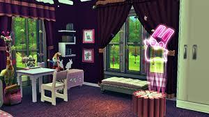 Purple Kids Room by Sims 4 Room Downloads Purple Kidsroom For Girls Sanjana Sims Studio