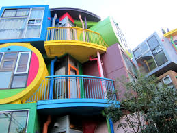 colorful building top 4 colorful and exotic buildings in tokyo japan texan in tokyo