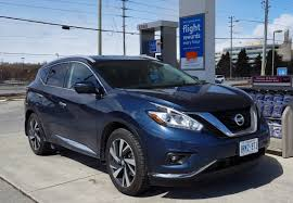 nissan rogue gas mileage 2017 nissan murano fuel economy review fill up costs youtube