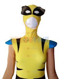 Halloween Costumes Wolverine Wolverine Men Superheo Costume