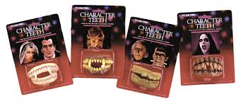 character teeth accessories u0026 makeup