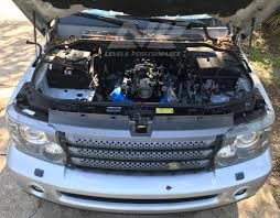 range rover sport modified land rover range rover sport complete ls engine swap kit u2013 levels