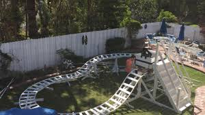california grandfather builds disney themed backyard park people com