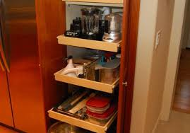 cabinet in wall kitchen pantry shallow storage cabinet knowledge