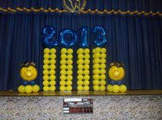 graduation balloons decor balloons decor pinterest
