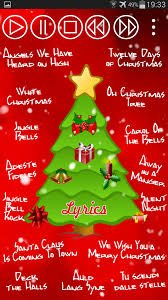christmas songs free android apps on google play