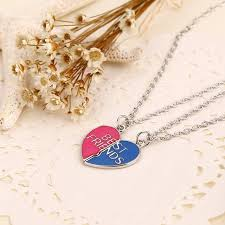 best necklace stores images Buy 10 pairs lot necklace best friend necklace jpg