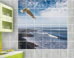 carrelage cuisine mural sticker carrelage cuisine inspirant sticker carrelage mural déco