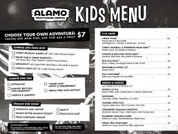 alamo drafthouse unveils new menu the feed