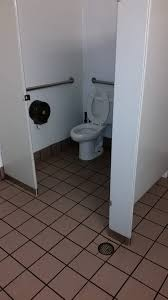 Bathroom Stalls Without Doors Horrible No Door No Privacy In Taco Bell Bathroom Seriously